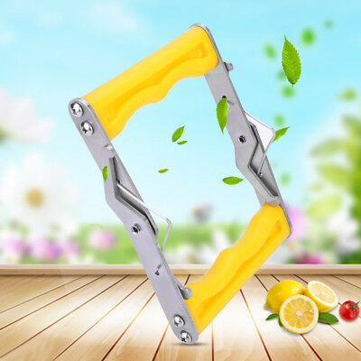 Bee Keeping Stainless Steel RAME GRIP Lifter Capture Tool Bee Hive Frame Lift