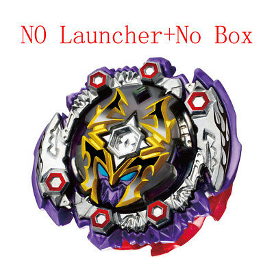 Beyblade BURST B125 01: Dead Hades 11Turn Zephyr' Beyblade Only Without Launcher