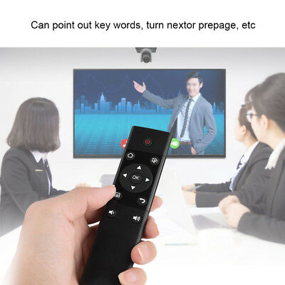 2.4G Wireless Remote Control Presenter Pointer for Power Point PPT Presentation