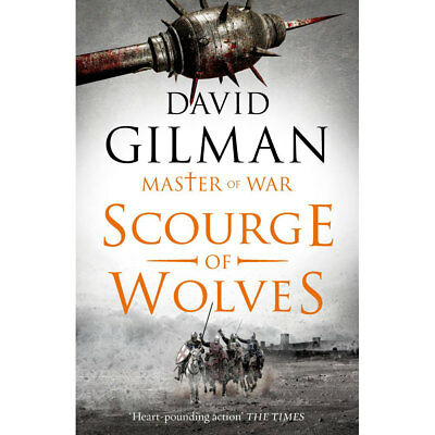 Scourge of Wolves by David Gilman (Paperback), New Arrivals, Brand New