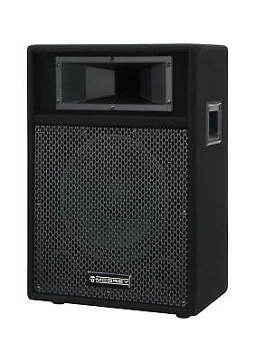 "DJ PA Lautsprecher Disco Bass Party Box 25cm (10"") Speaker 2-Wege System 200W"