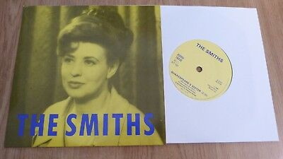 The Smiths - Shakespeare's  Sister - 1985 - Excellent