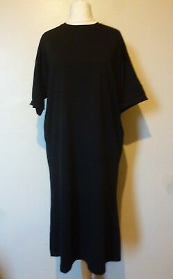 de0ba76b846 ASOS Ultimate Midi T-Shirt Dress With Roll Sleeves Size 14 Uk NEW RRP £