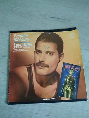 Disco de vinilo Freddie Mercury Maxi single