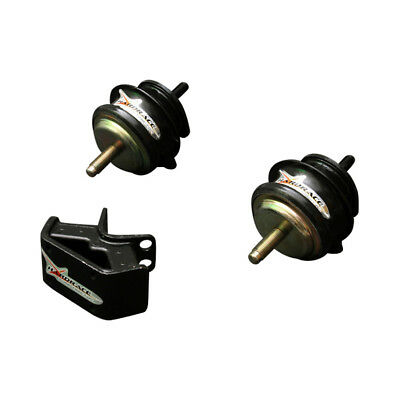 Hardrace Hard Engine & Transmission Mounts 3Pc Jza70