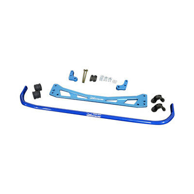 Hardrace 25.4Mm Rear Sway Bar & Sub Frame Brace 8Pc For Honda Civic Ek Type R
