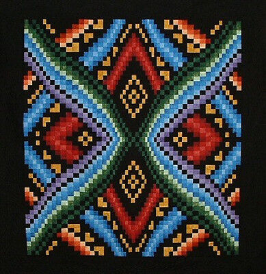 New BARGELLO Quilt Pattern  59x63