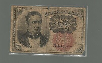 Us 10 Cent Fractional Note