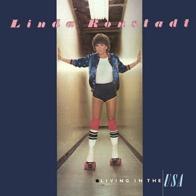Ronstadt,linda-Living In The Usa Cd New