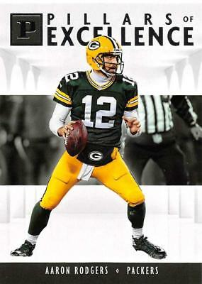 2018 Panini Pillars of Excellence Inserts NFL Football Card Singles You Pick