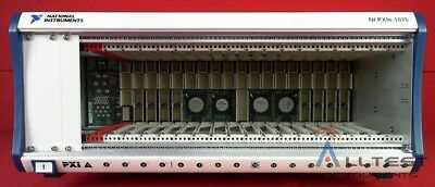 National Instruments PXIe-1075 PXI Chassis