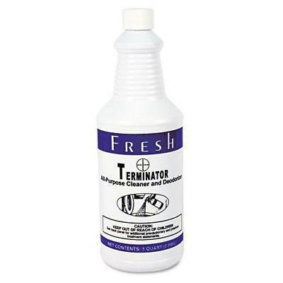 Fresh Products Terminator Deodorizer All-Purpose Cleaner (Pack of 12)