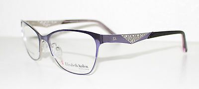 ee09dee3e9eb ELIZABETH ARDEN EA 1151 3 LILAC New Designer Optical Eyeglass Frame For  Women