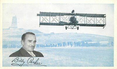 1950s Aviation Billy Parker Phillips 66 Advertising Wright Brothers Memorial