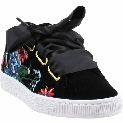 best cheap d751e 65d24 PUMA WOMEN'S BASKET Heart Glitter Wn Sneaker - $37.79 | PicClick