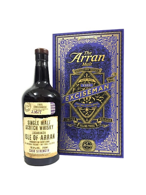 (419,84€/l) The Arran Smugglers Series Volume Three Single Malt Scotch Whisky 56