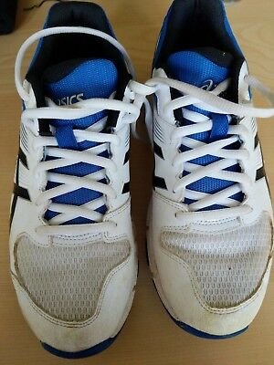 2018 Asics Gel 100 NOT OUT Cricket Shoes UK Size 4.5