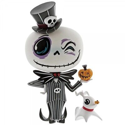 Disney Showcase Miss Mindy Jack Skellington Vinyl Figurine A29731 - New & Boxed