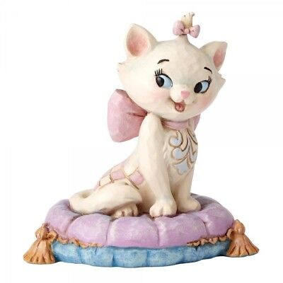 Disney Traditions Marie Aristocats Mini Figurine 4054288 Brand New & Boxed