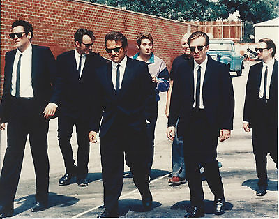 Reservoir Dogs 8 X 10 Photo With Ultra Pro Toploader