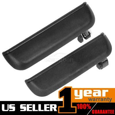 Pair For 1995-1998 TOYOTA TERCEL Outer Front Rear Right RH Side Door Handle