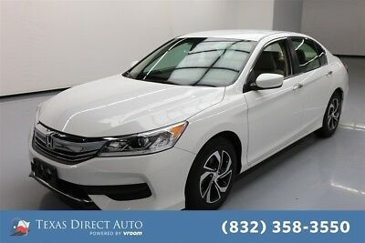 2016 Honda Accord LX Texas Direct Auto 2016 LX Used 2.4L I4 16V Automatic FWD Sedan