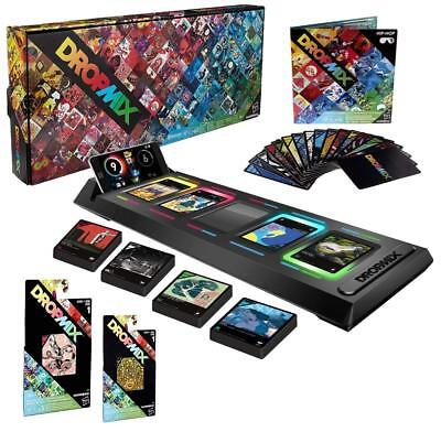 Hasbro DropMix DJ Party Music Mixing Game System Bundle Speaker System