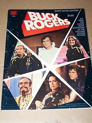 Buck Rogers  - Whitman Giant Movie  Edition - Issue #1  1979 - Gil Gerard