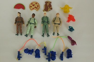 LARGE LOT of VINTAGE 1984 COLUMBIA PICTURES GHOST BUSTERS FIGURES