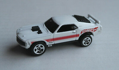 Hot Wheels 1970 Ford Mustang Mach 1 weiß Multipack Exclusive? white ERROR HW ´70