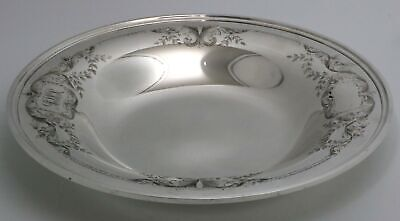S. Kirk & Son Old Maryland Engraved Sterling Silver Bowl