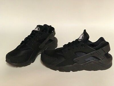 pretty nice 26e25 3dafb Clothing, Shoes   Accessories Nike Air Huarache Men All Black Running  Fashion Sneakers Shoes 318429-003 Rare
