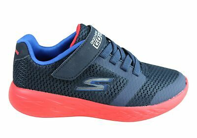 New Skechers Boys Kids Go Run 600 Roxlo Comfortable Sneakers Athletic Shoes 5b96a358f