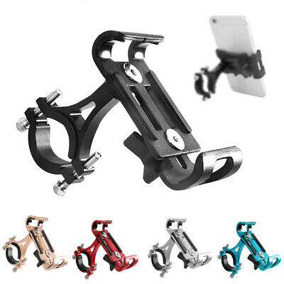 360° Rotatable Bike Bicycle Phone Holder Mount Bracket for Universal Mobile GPS