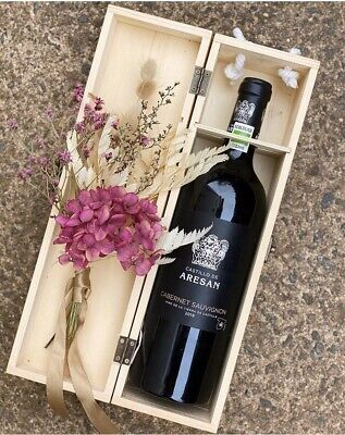 Wooden Single Wine Gift Box For That Perfect Bottle Of Wine