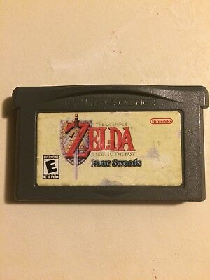 Legend of Zelda: A Link to the Past - Four Swords - GBA - Cartridge Only