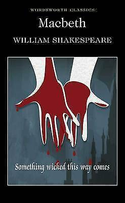 SALE Macbeth by William Shakespeare Book (Paperback, 1992) FREE P&P