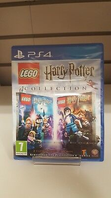 Lego Harry Potter Collection (Both Games)  PS4 / Playstation 4 - New and Sealed