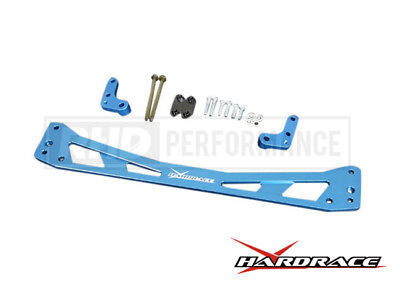 Hardrace Reinforced Subframe Brace Bar Kit 5Pc For Honda Civic Ek Ej Ek9 Type R