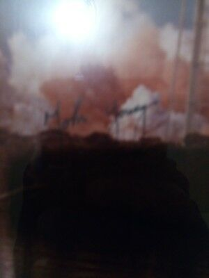 Autographed John Young 1984 Launch