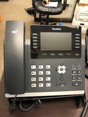 Verizon Yealink SIP-T46G Gigabit VoIP Phone USED