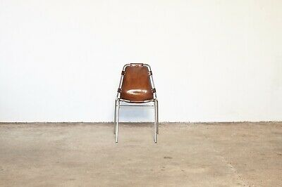 Beautifully patinated Charlotte Perriand Les Arcs Chair, 1970s