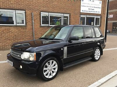 2006 Land Rover Range Rover Vogue Td6 Blue