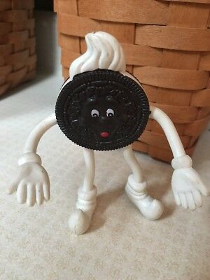 Oreo Cookie Bendable Toy Figure Nabisco Collectible