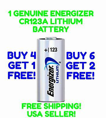 Energizer CR123A 123 Battery EXP 2028 Lithium 3V Batteries DL123 SF123A CR