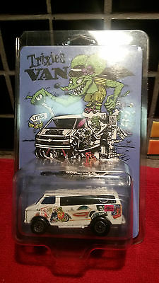 Trixie's Rat Fink Van Matchbox Special Edition Ed Big Daddy Roth.