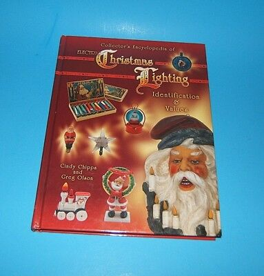 2005 Collector's Electric Christmas Lighting Identification & Values Guide Vtg
