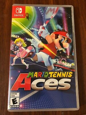 Mario Tennis Aces (Nintendo Switch, 2018), Pre-Owned