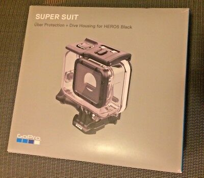 GoPro Super Suit with Dive Housing for HERO7 Black/HERO6 Black/HERO5 Black NIB!