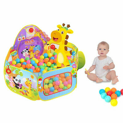 SKL Play Tent,Baby Kids Playpen Ball Pit Pool Indoor and Outdoor with Toddler UK